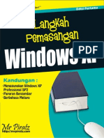 Langkah-Langkah Memasang/Format/Install Windows XP Professional