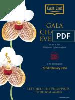 EEF DEC Charity Dinner 22-2-14