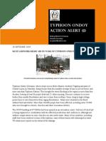 Typhoon Ondoy Action Alert (1)
