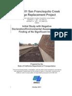 Caltrans Report - San Francisquito Creek Bridge Replacement in Palo Alto, California - Woodland Creek Apartments