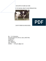 Dairy Farming Handbook