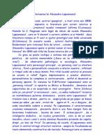 Referat.clopotel.ro-caracterizarea Lui Alexandru Lapusneanul
