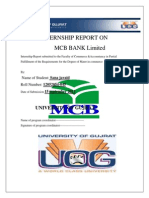 21439291 Internship Report on MCB (Repaired)
