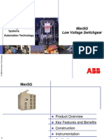 Low Voltage Products & Systems Automation Technology