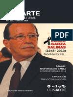 Agenda cultural de Conarte | febrero 2014