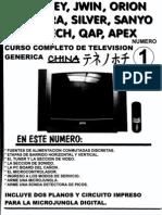 CURSO TV CHINAS