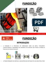 Tecnologia Mecanica - Fundicao