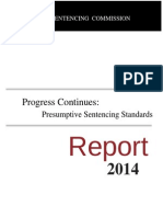 Alabama Sentencing Commission 2014 Final Report
