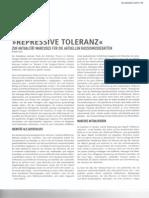 Repressive Toleranz - Antimuslimischer Rassismus - Hannes Bode