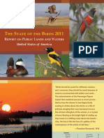 State of the Birds 2011