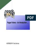 5 Poppet Valves