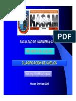 Capitulo II-Clasificación_Suelos I
