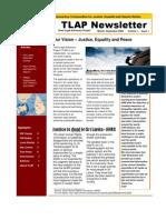 TLAP Newsletter September 2009