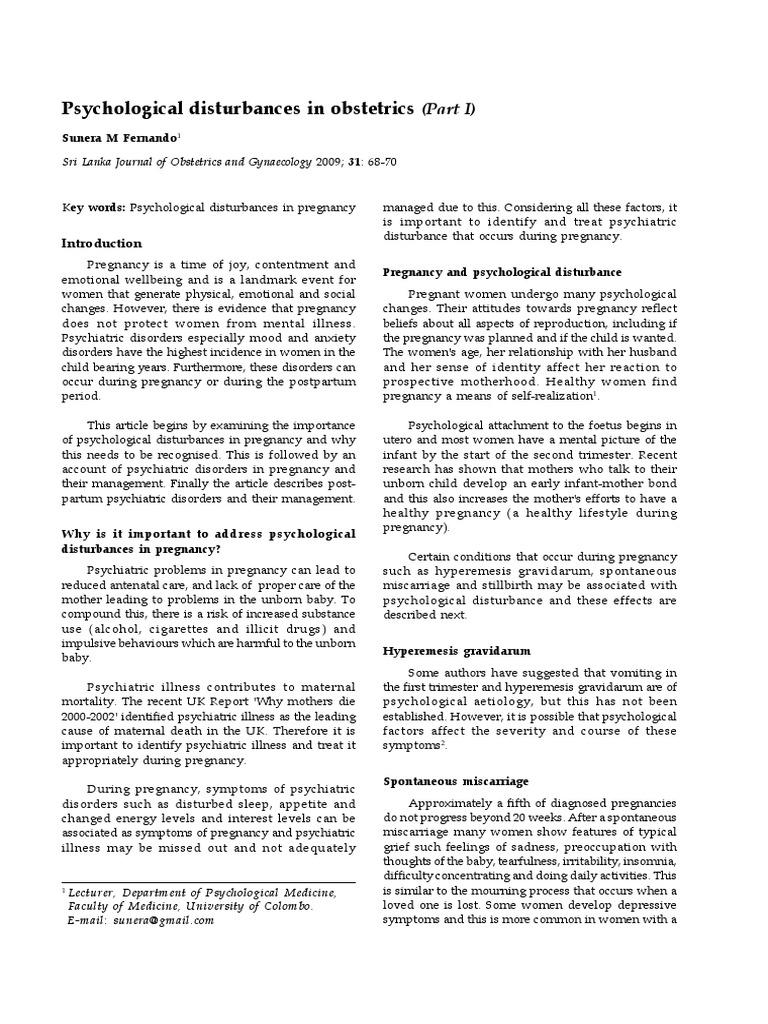 SLJOG 68-70 | Major Depressive Disorder | Anxiety