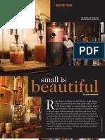 Beverage Media - Emerging Distilleries