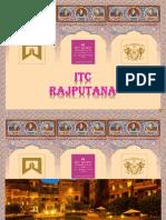 Itc Rajputana Ltd