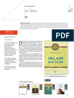 Islam Sin Dios Promo Ok