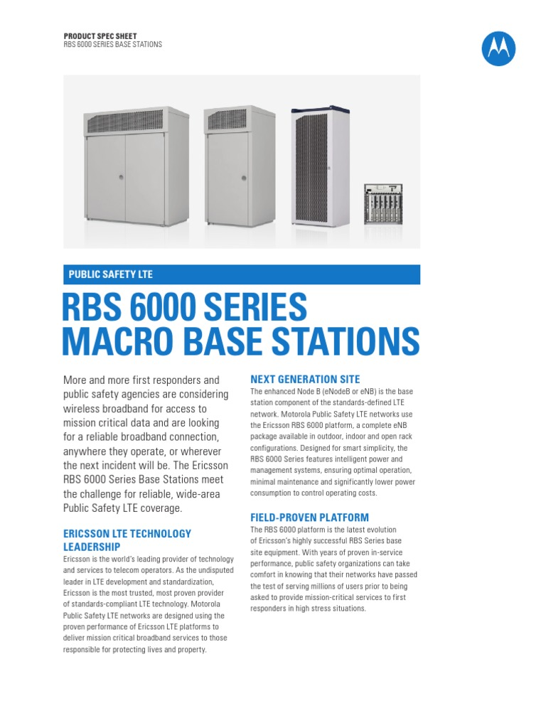 Product description manual for rbs 6102? [book] free download.