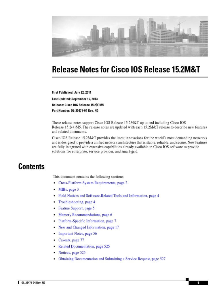 Cisco Uccx Release Notes