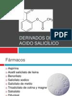 Derivados del acido salicílico
