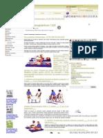 Recomandari Kinetoterapie - POST-ARTROSCOPIE