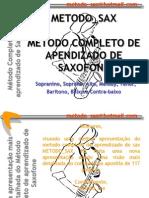 Metodo Completo de Apendizado de Saxofone