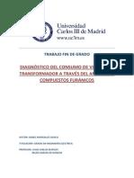 Analisis de Compuestos Furanicos en Transformadores de Subestacion Electrica