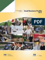 Small Business Profile 2012