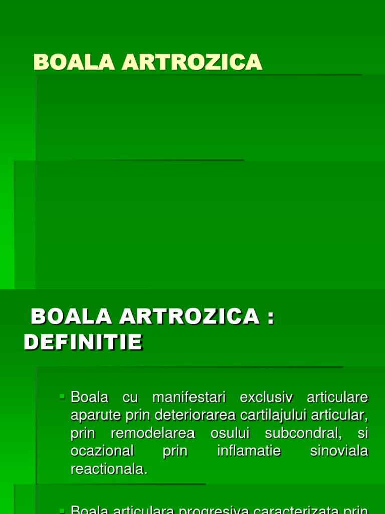 epidemiologia bolii articulare)