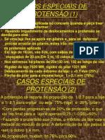 Palestra do Vasconcelos - Slides - Casos especiais de protensão