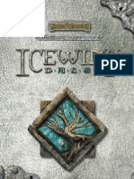 Icewind Dale Manual Spa