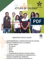 Anatomia de La Madera, Grupo Delineado (1)