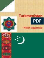 Turkmenistan Ppt
