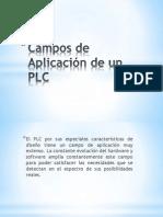 Campos de Aplicación de un PLC'S