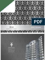 Hallmark Residences Brochure Floorplans | 61009300