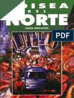 Odisea Del Norte by Mario Bencastro
