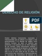 Presentación Religion