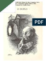 O duplo - Dostoiévski