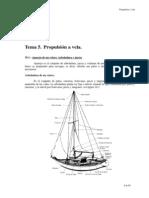 Tema 5. Propulsion a Vela