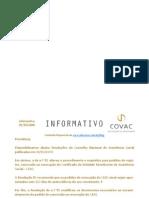 Informativo CSA 1-10-2009