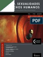 Genero Sexualidades y Derechos Humanos