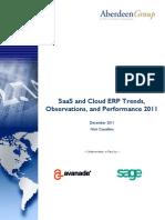 Cloud 2012 7190 RA Enterprise Resource Planning