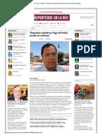 03-02-2014 'Respuesta ciudadana a Pago de Predial, prueba de confianza'.