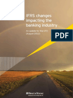 IFRS Changes 2012