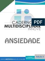 Caderno Multidisciplinar Innove - Ansiedade