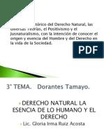Dercho Natural