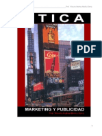 Etica de Marketing y Publicidad