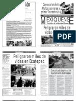 Versión impresa del periódico El mexiquense 5 febrero 2014