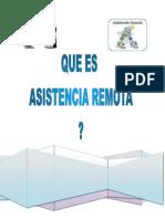 Asistencia Remota