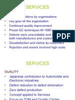 Services TQM